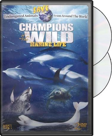 Champions of the Wild: Marine Life (2-DVD)