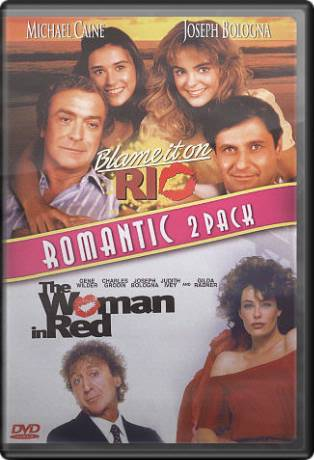 Blame It on Rio / The Woman in Red