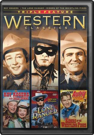 Western Classics Triple Feature: Roy Rogers with