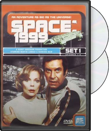 Space: 1999 - Set 1 (2-DVD)