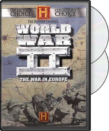 History Channel: WWII - Chronicles: Europe (2-DVD)