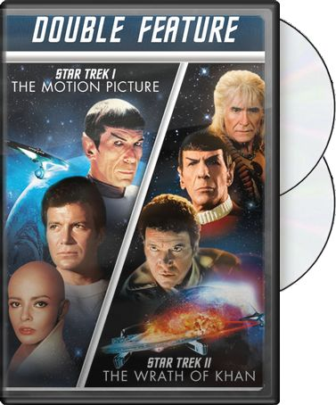 The Motion Picture / Star Trek II: The Wrath of