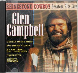 Glen Campbell Live! His Greatest Hits
