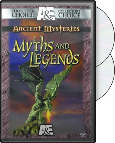 A&E: Ancient Mysteries - Myths and Legends (2-DVD)