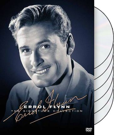 Errol Flynn - Signature Collection, Volume 1
