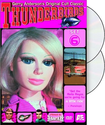 Thunderbirds - Set 6 (2-DVD)