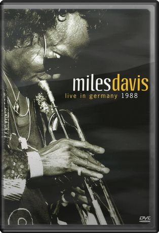 Miles Davis - Live in Germany