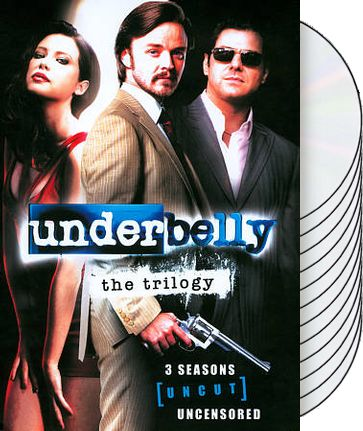 Underbelly: The Trilogy (12-DVD)