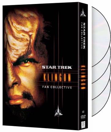 Fan Collective: Klingon (4-DVD)