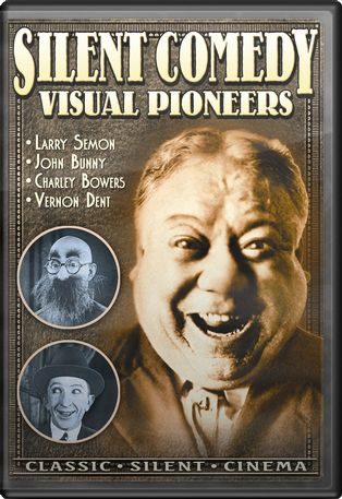 Silent Comedy - Visual Pioneers (Silent)