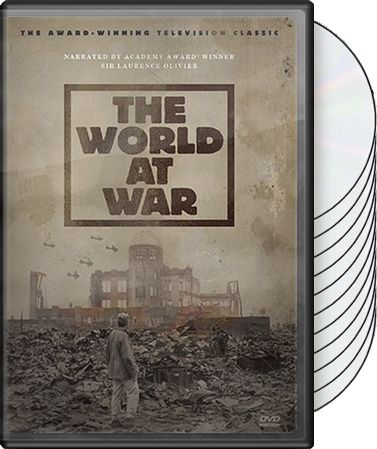 History Channel: WWII - World at War: 26 Episode