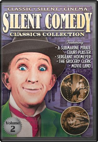 Silent Comedy Classics Collection, Volume 2