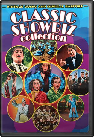 Classic Showbiz Collection: Vintage Comic and