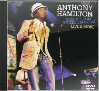 Comin' from Where I'm From: Live and More (2-DVD)