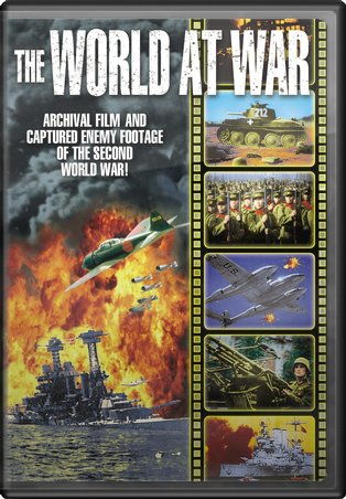 The World at War: Archival Film and Captured