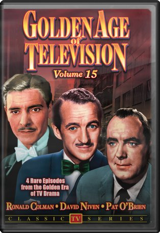 Golden Age of Television - Volume 15