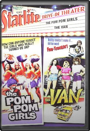 Starlite Drive-In Theater - The Pom Pom Girls /