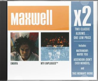 Embrya / Maxwell MTV Unplugged (2-CD)