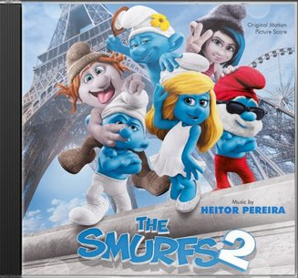 The Smurfs 2 [Score] [Original Motion Picture