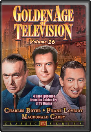 Golden Age of Television - Volume 16