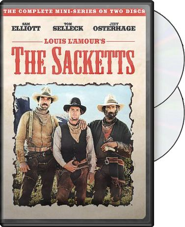 The Sacketts - Complete Mini-Series (2-DVD)