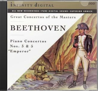 Great Concertos Of The Masters: Ludwig van