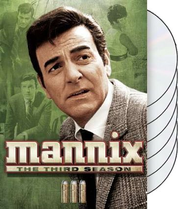Mannix - Season 3 (6-DVD)