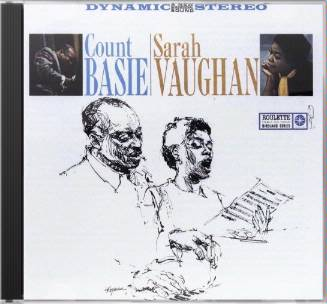 Sarah Vaughan With Count Basie And His Orchestra