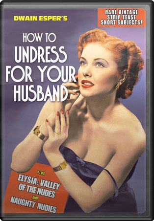 How To Undress For Your Husband: Rare Vintage