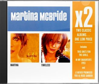 Martina / Timeless (2-CD)