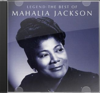 Legend: The Best of Mahalia Jackson (2-CD)