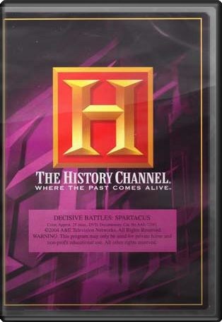 History Channel: Decisive Battles - Spartacus