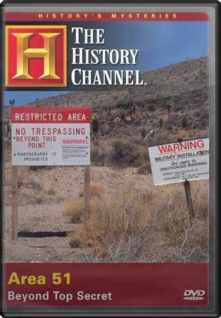 History Channel: Area 51: Beyond Top Secret