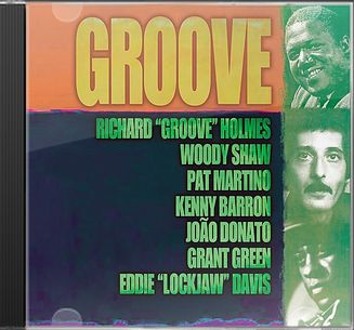 Giants of Jazz - Groove