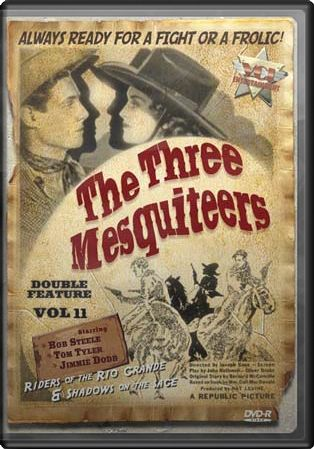 The Three Mesquiteers Western Double Feature,