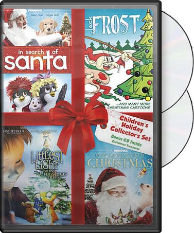 Holiday Collector's Set, Volume 6 (DVD + CD)