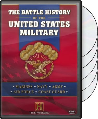 History Channel: Battle History of the United