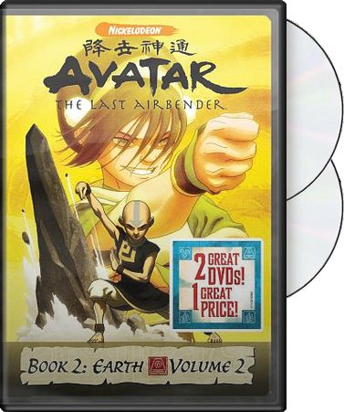 Avatar - The Last Airbender: Book 2 - Earth,