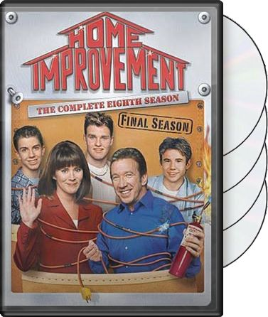 Complete 8th Season (4-DVD)