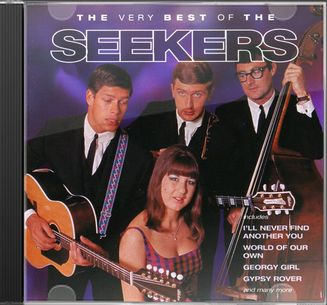 The Very Best Of The Seekers Cd 2001 Emi Import