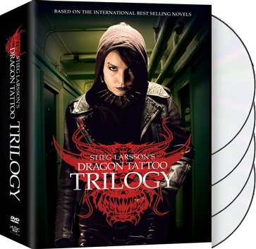 Stieg larsson trilogy the girl with the dragon tattoo for The girl with the dragon tattoo soundtrack