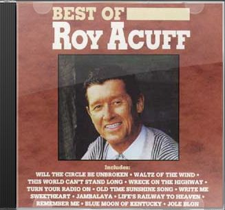 The Best of Roy Acuff [Curb]