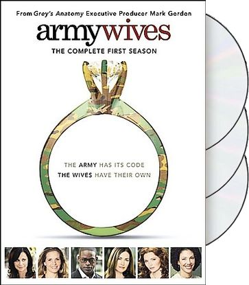 Army Wives - Complete 1st Season (3-DVD)