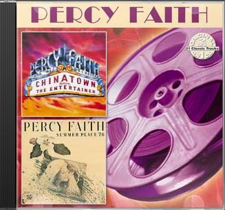 Percy Faith Chinatown Featuring The Entertainer Summer