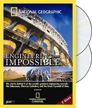 Engineering the Impossible (2-DVD)