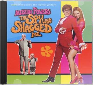 The Spy Who Shagged Me [More Music from the