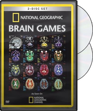 Brain Games - Season 1 (2-DVD)