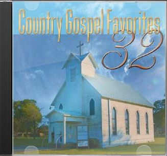 32 Country Gospel Favorites (2-CD)