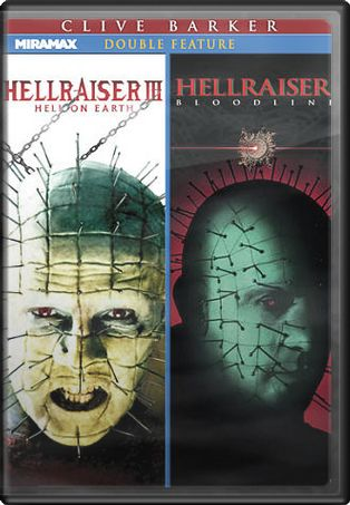 Hellraiser 3: Hell on Earth / Hellraiser 4: