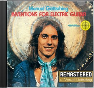 Inventions For Electric Guitar (2-CD)